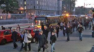ZTM zmienia trasy autobusów przy Dworcu Wileńskim