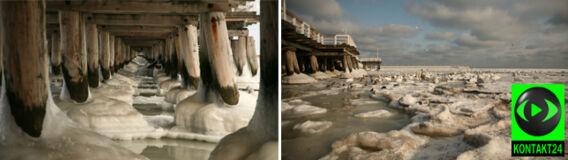 Polska pod świeżą warstwą śniegu