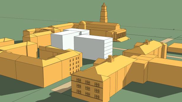 Symulacja na podstawie wniosku o warunki zabudowy
