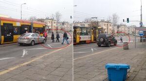 Z tramwaju wprost pod koła. Bo urzędnicy bali się korków