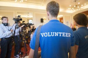 750 wolontariuszy będzie pomagać pielgrzymom w stolicy
