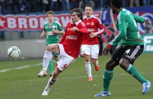 Legia zdobyła Kraków dzięki fatalnemu błędowi sędziego