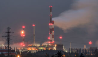 Śląsk oddycha smogiem. W kilku miejscach jakość powietrza jest fatalna