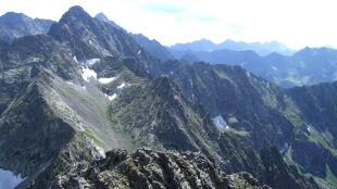 Wypadek w słowackich Tatrach. Nie żyje polski przewodnik górski