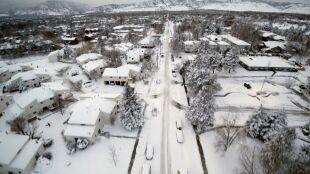 Śnieżyce, ulewny deszcz i powodzie. Gwałtowna pogoda w Stanach Zjednoczonych