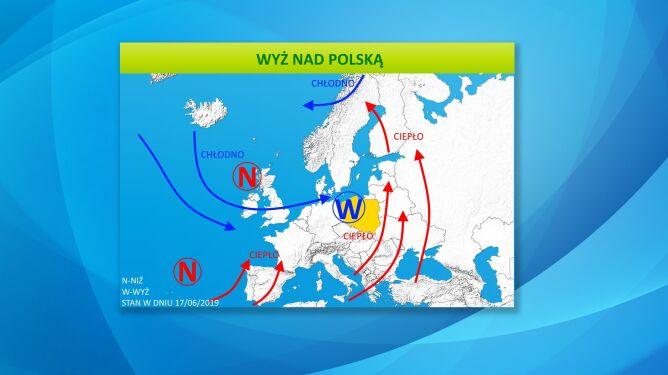 Wyż nad Polską