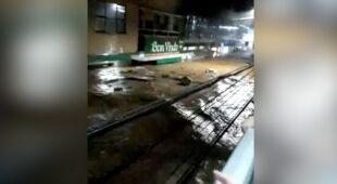 W Brazylii w ulewach zginęło sześć osób