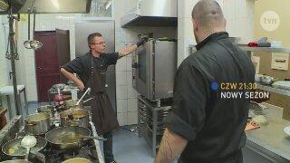 Przed Emisją W Tv Szefowie Kuchni Którzy Ze Sobą Konkurują